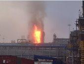 انفجار بمصنع لمعالجة الغاز شرقى روسيا