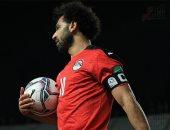 محمد صلاح يصل لمباراته رقم 70 مع المنتخب والنني 80