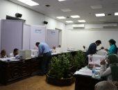 غلق باب التصويت بانتخابات التجديد النصفى للأطباء بكافة بالمحافظات