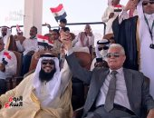 محافظ جنوب سيناء يعلن استمرار تطوير سباقات الهجن.. فيديو وصور
