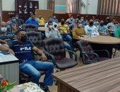 مياه المنيا تنظم حملات للتوعية بمبادرة حياة كريمة بقرى مركز أبو قرقاص