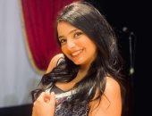 """حبيبة حاتم تغنى """"على الربابة"""" لـ وردة فى حفل انتصارات أكتوبر بأكاديمية الفنون"""