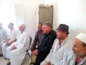 """جامعة كفر الشيخ تنظم 3 قوافل إرشادية زراعية لقرى مطوبس ضمن """"حياة كريمة"""""""