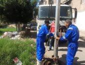 الانتهاء من تطهير شبكات الصرف الصحى بالإسماعيلية والسويس وبورسعيد استعدادًا للشتاء