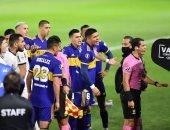 عقوبات قاسية على بوكا جونيورز بعد أحداث لقاء أتلتيكو مينيرو فى كأس ليبرتادوريس
