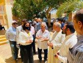 النائبة غادة على تعلن انطلاق قافلة طبية بـ50 طبيبا للواحات برعاية الحكومة
