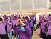 مدارس دمياط تفتح أبوابها لاستقبال طلابها فى اليوم الأول من العام الدراسي الجديد