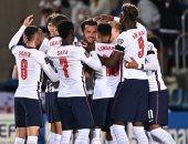 منتخب إنجلترا يتفوق بثنائية على أندورا فى الشوط الأول بتصفيات كأس العالم