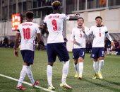 منتخب إنجلترا يحقق إنجازا غائبا منذ 31 عاما بعد خماسية أندورا