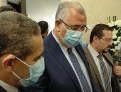 وزير الزراعة يفتتح البنك الزراعى المصرى بسمنود بعد تطويره.. لايف وصور