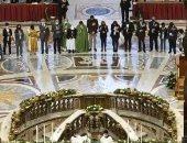 البابا فرنسيس يترأس قداس افتتاح أولى مراحل الإيبارشية من المسار السينودسى