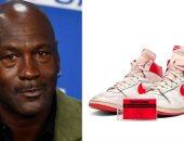 عرض أول حذاء يرتديه مايكل جوردان بحياته الرياضية للبيع بمزاد بـ1.5 مليون دولار.. صور