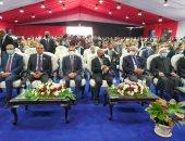 انطلاق فعاليات مؤتمر وضع حجر الأساس لمستشفى طنطا الجامعى الجديد.. لايف وصور