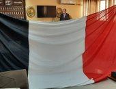 تعليم دمياط تنفى رفع علم فرنسا أثناء طابور إحدى مدارس المحافظة