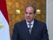 أخبار مصر.. الرئيس السيسي: مصر ستظل سندا قويا للأشقاء فى جنوب السودان