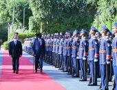 الرئيس السيسي: مصر ستظل سندا قويا للأشقاء فى جنوب السودان