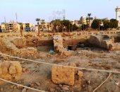 مدير آثار مصر العليا يكشف تفاصيل جديدة فى حفائر منطقة قصر أندراوس بالأقصر