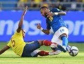 البرازيل ضد كولومبيا.. رويدا يعتبر التعادل أمام نجوم السيليساو إيجابيا للغاية