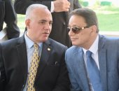 """تفاصيل الجلسة الحوارية لـ """"الأعلى للإعلام"""" مع وزير الرى فى القناطر الخيرية"""