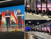 """سامح شكرى يبحث سُبل تعزيز التعاون مع دول """"فيشجراد"""""""
