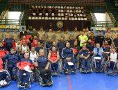 القوات المسلحة تقيم مهرجانا رياضيا بمناسبة الذكرى الـ48 لانتصارات أكتوبر