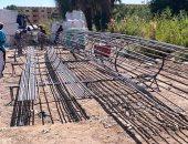 محافظ أسوان يتابع بدء مشروع كوبرى السيل العلوى بتكلفة 139 مليون جنيه