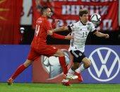 تصفيات كأس العالم.. ألمانيا تتعادل سلبيا مع مقدونيا الشمالية بالشوط الأول
