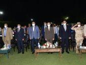 محافظ الغربية يشهد حفل الشباب والرياضة ضمن احتفالات العيد القومي للمحافظة