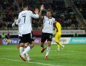 منتخب ألمانيا أول المتأهلين لمونديال 2022 برباعية ضد مقدونيا الشمالية