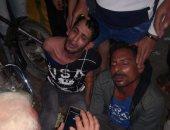 القبض على عاطلين حاولا سرقة موتسيكل بقرية عياش بالمحلة