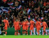 ملخص وأهداف مباراة هولندا ضد جبل طارق فى تصفيات كأس العالم