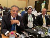 وفد برلمانى مصرى يشارك فى اجتماعات اتحاد البرلمانات الإفريقية بجيبوتى
