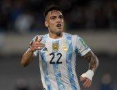 الأرجنتين ضد أوروجواي.. لاوتارو يوجه رسالة لجماهير إنتر قبل قمة لاتسيو