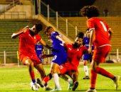 سيراميكا يتعادل مع الاتحاد الليبي سلبيا استعدادا للدورى