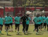 موسيماني يمنح لاعبي الأهلي راحة 48 ساعة بعد العودة من النيجر