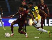 فنزويلا تسقط الإكوادور بثنائية في تصفيات كأس العالم