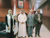 """""""خريجى الأزهر"""" تلتقى رئيس الاتحاد العربى للتطوع لتفعيل أنشطة سفراء الأزهر"""