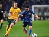 منتخب اليابان يخطف فوزا قاتلا من أستراليا بتصفيات المونديال