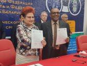 نقيب العاملين بالمحاجر: تعاون مع نقابة بيلاروسيا للتعدين لتبادل الخبرات