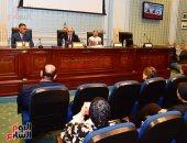 لجنة التضامن بالنواب توافق على اتفاقية بين مصر ومنظمة تنمية المرأة.. صور