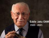 """وفاة """"إيدى جاكو"""" ناج من محرقة الهولوكوست عن عمر ناهز 101 عام"""