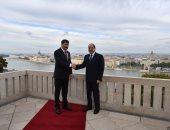 الرئيس السيسى: الاستثمار والصناعات المجرية لديها فرصة كبيرة بالسوق المصرية