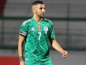 رياض محرز خامس الهدافين التاريخيين لـ منتخب الجزائر بهدف النيجر