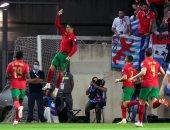 رونالدو يقود منتخب البرتغال للتقدم على لوكسمبرج 3- 0 فى الشوط الأول