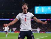 منتخب إنجلترا يتعادل مع المجر 1 - 1 فى الشوط الأول بـ تصفيات كاس العالم