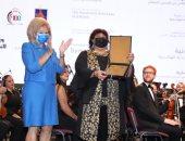 وزيرا ثقافة مصر والأردن يشهدان الاحتفال بمئوية تأسيس المملكة الأردنية