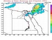 مركز التنبؤ بالفيضان: أمطار خفيفة اليوم على سيناء والقناة وطقس مختلف غدا
