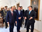 رسائل الرئيس السيسى فى مؤتمر رئيس وزراء المجر.. إنفوجراف