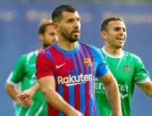 كومان يحسم موقف أجويرو من مباراة برشلونة ضد فالنسيا في الليجا