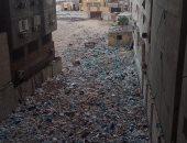 شكوى من تجميع وتراكم القمامة فى سيدى بشر بالإسكندرية.. والشركة ترد